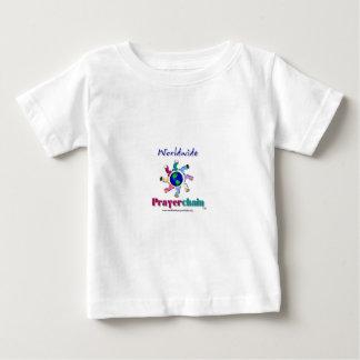 Worldwide Prayer Chain Baby Shirt