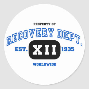 narcotics 12 step anonymous stickers zazzle