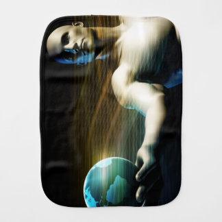 Worldwide Technology and Mass Adoption of New Tech Baby Burp Cloth