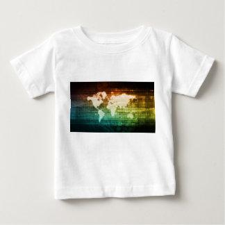 Worldwide Technology and Mass Adoption of New Tech Baby T-Shirt