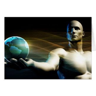 Worldwide Technology and Mass Adoption of New Tech Card