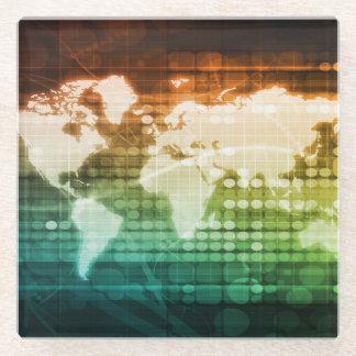 Worldwide Technology and Mass Adoption of New Tech Glass Coaster