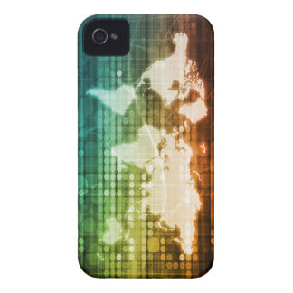 Worldwide Technology and Mass Adoption of New Tech iPhone 4 Case-Mate Case