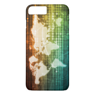 Worldwide Technology and Mass Adoption of New Tech iPhone 8 Plus/7 Plus Case
