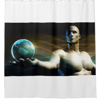 Worldwide Technology and Mass Adoption of New Tech Shower Curtain