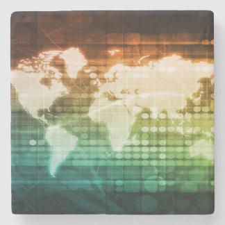 Worldwide Technology and Mass Adoption of New Tech Stone Coaster