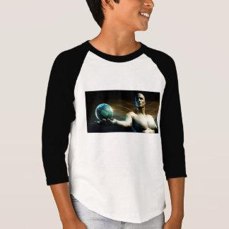 Worldwide Technology and Mass Adoption of New Tech T-Shirt