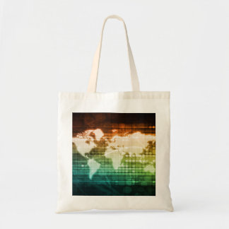Worldwide Technology and Mass Adoption of New Tech Tote Bag