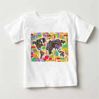 Worldwide Travel Infant T-shirt