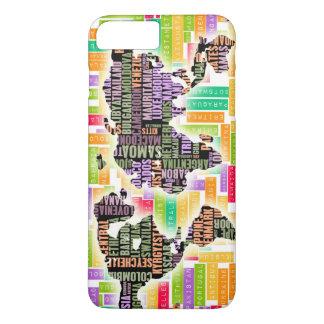 Worldwide Travel iPhone 8 Plus/7 Plus Case