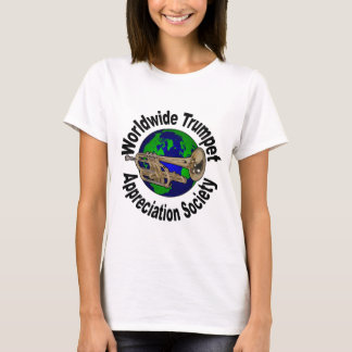 Worldwide Trumpet Appreciation Society T-Shirt