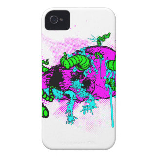 Worm Food iPhone 4 Covers