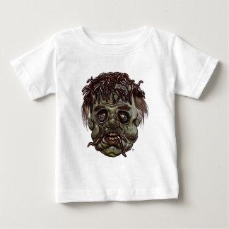 worm head zombie baby T-Shirt