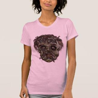 worm head zombie T-Shirt