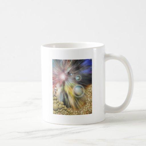 Worm Hole Coffee Mug