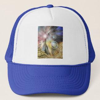 Worm Hole Trucker Hat
