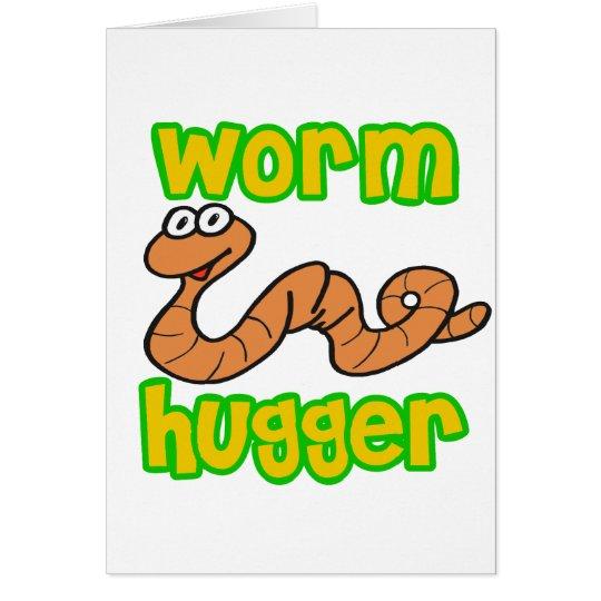 Worm Hugger Card