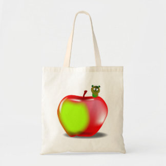 Worm In An Apple Bag.
