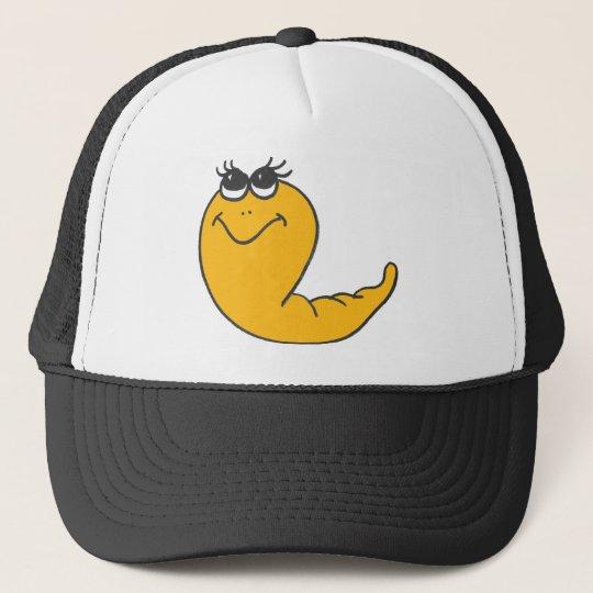 Worm Trucker Hat