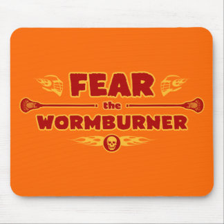 Wormburner Mouse Pad