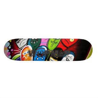WORMER Skateboard