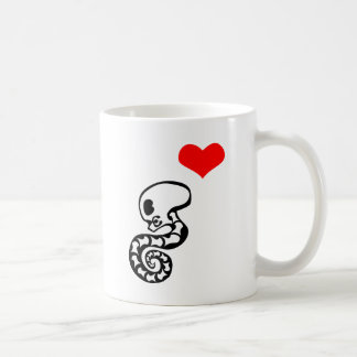Wormey the Parasite Coffee Mug