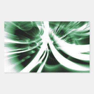 Wormhole cósmico rectangular altavoces