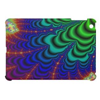 Wormhole Fractal Space Tube Cover For The iPad Mini
