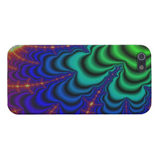 Wormhole Fractal Space Tube iPhone 5 Cases