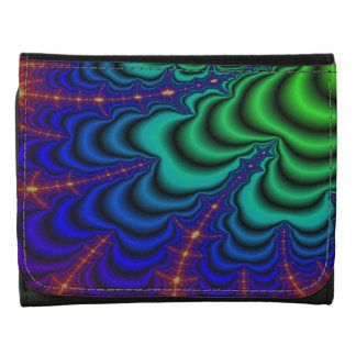 Wormhole Fractal Space Tube Wallets