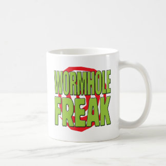 Wormhole Freak G Coffee Mugs