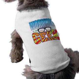 Wormhole Geek v4 Doggie T Shirt