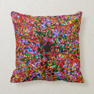 Wormhole Jelly Bean Bubbles Lumbar n Throw Pillows