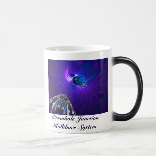 Wormhole Junction - Kallibuer System--2008, Wor... Magic Mug