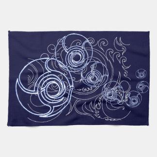 Wormhole kitchen towel