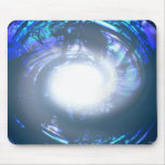 Wormhole Luv Mouse Pad
