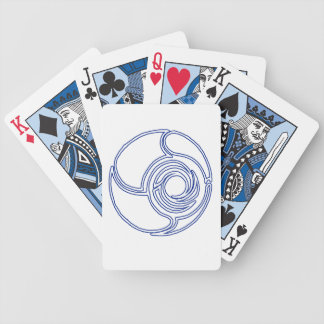 Wormhole Playing cards