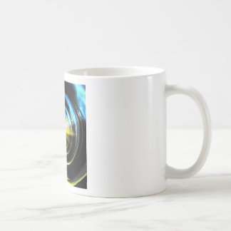 Wormhole- Space Classic White Coffee Mug