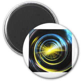 Wormhole- Space Fridge Magnet