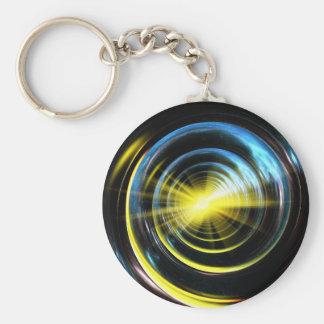 Wormhole- Space Keychain