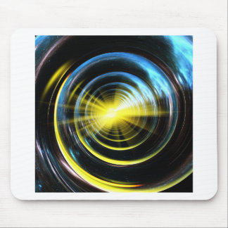 Wormhole- Space Mouse Pads