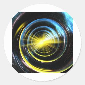 Wormhole- Space Sticker