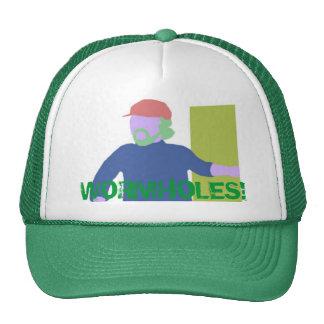 Wormholes! Trucker Hat