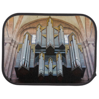 Worms Cathedral Car Mat