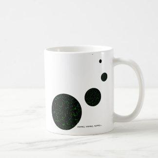 worms x3 coffee mug