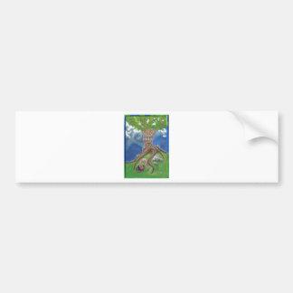 wormwood bumper sticker