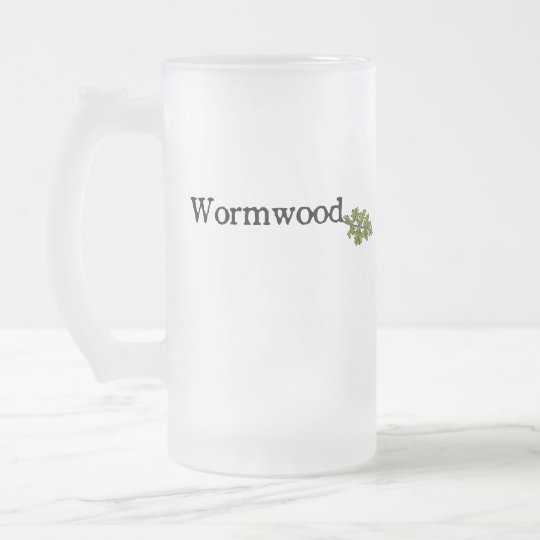 Wormwood Glass Mug