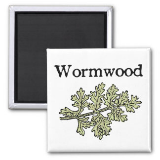 Wormwood Magnet Magnet