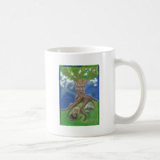 wormwood classic white coffee mug