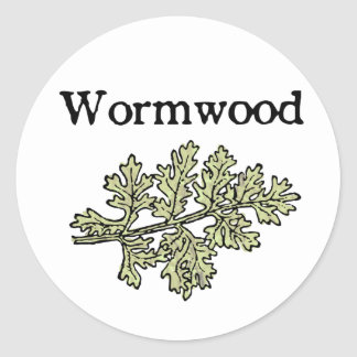 Wormwood Stickers